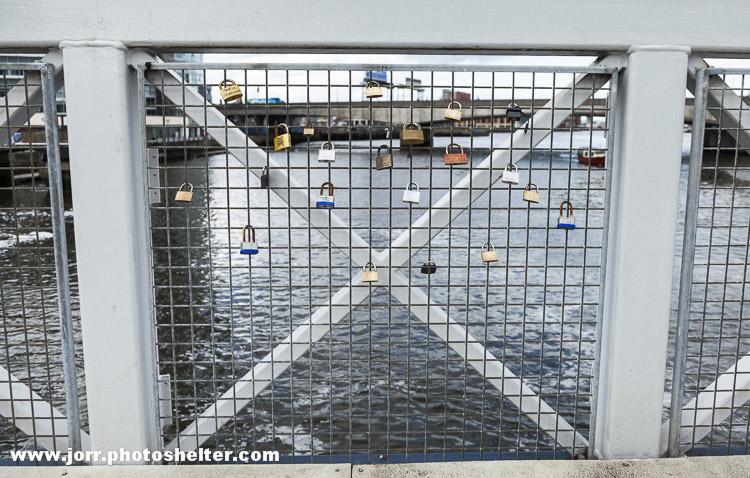 Lagan locks Belfast J Orr