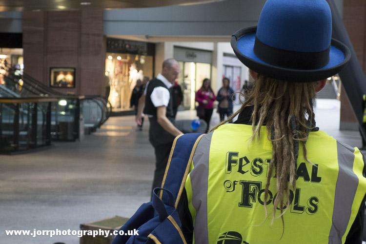 Festival of Fools J Orr