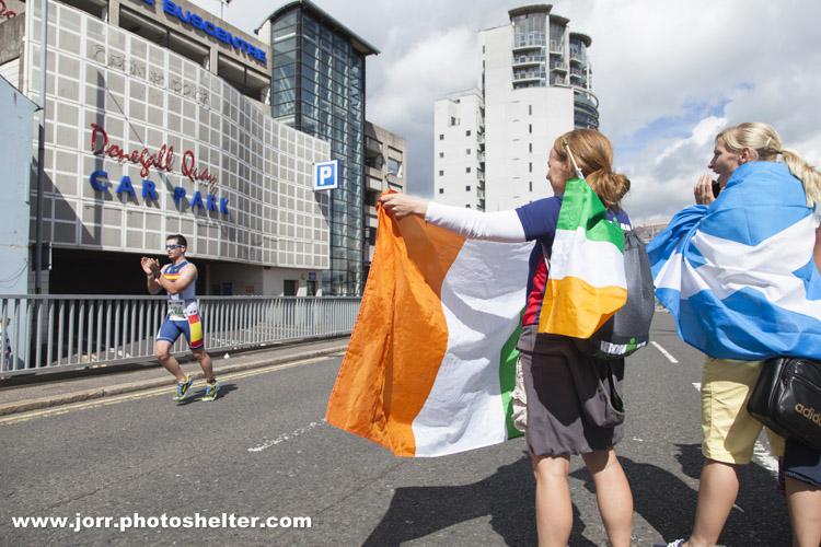 03.08.2013, Belfast UK, World Police and Fire Games, J Orr