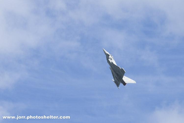 RAF Eurofighter Typhoon, J Orr
