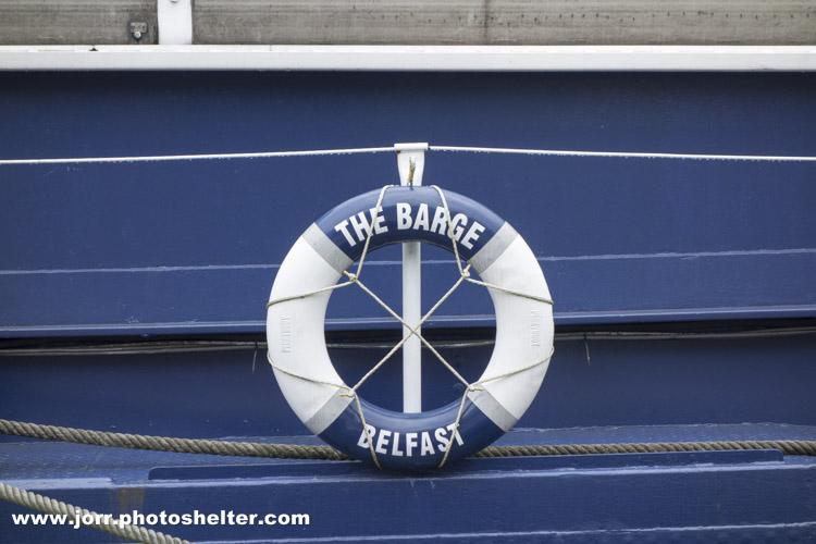 The Belfast Barge, J Orr
