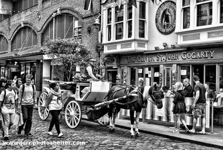 Temple Bar, Dublin, Ireland, J Orr