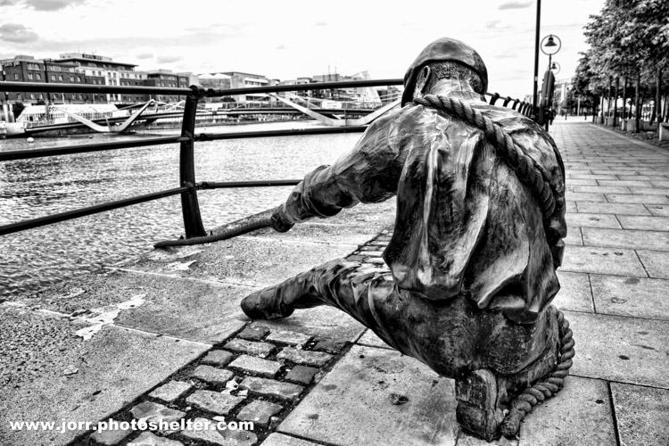 The Linesman, Dublin, Ireland, J Orr
