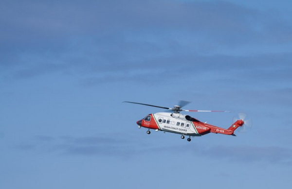 Irish Coast Guard Sikorsky