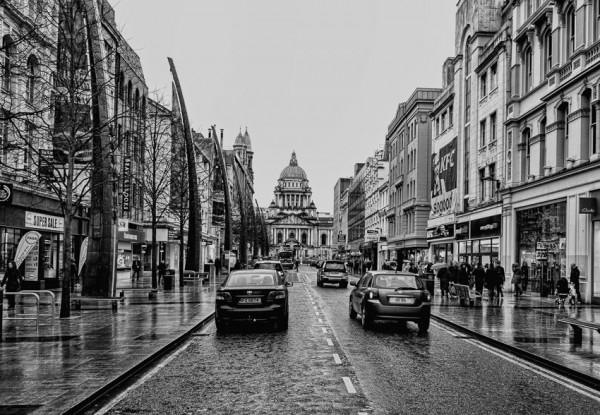 Belfast January