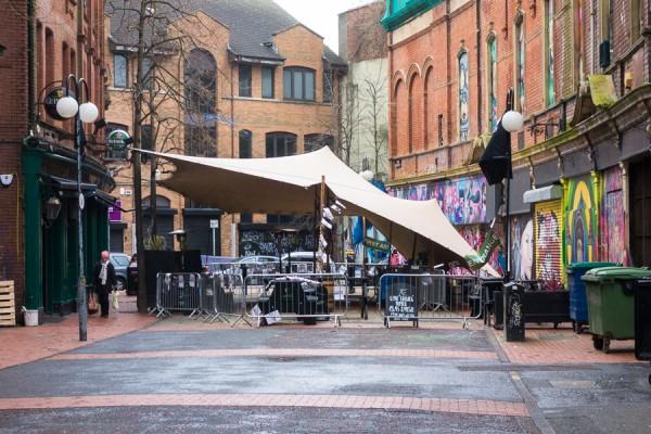Garfield Street, Belfast