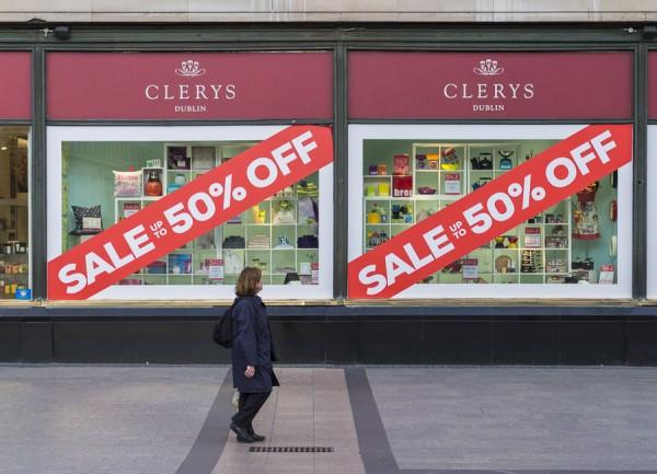 Clerys Sale