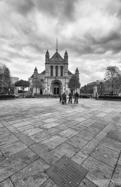 Belfast Cathedral, St. Anne's