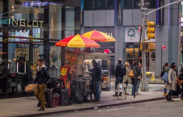 Fast Food, New York
