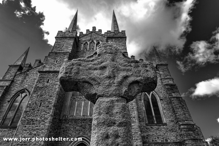 Down Cathedral, Downpatrick, Co. Down