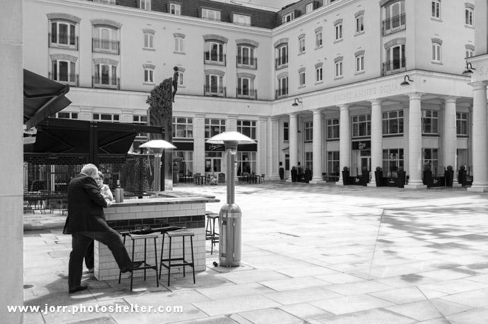 Saint Anne's Square, Belfast J Orr