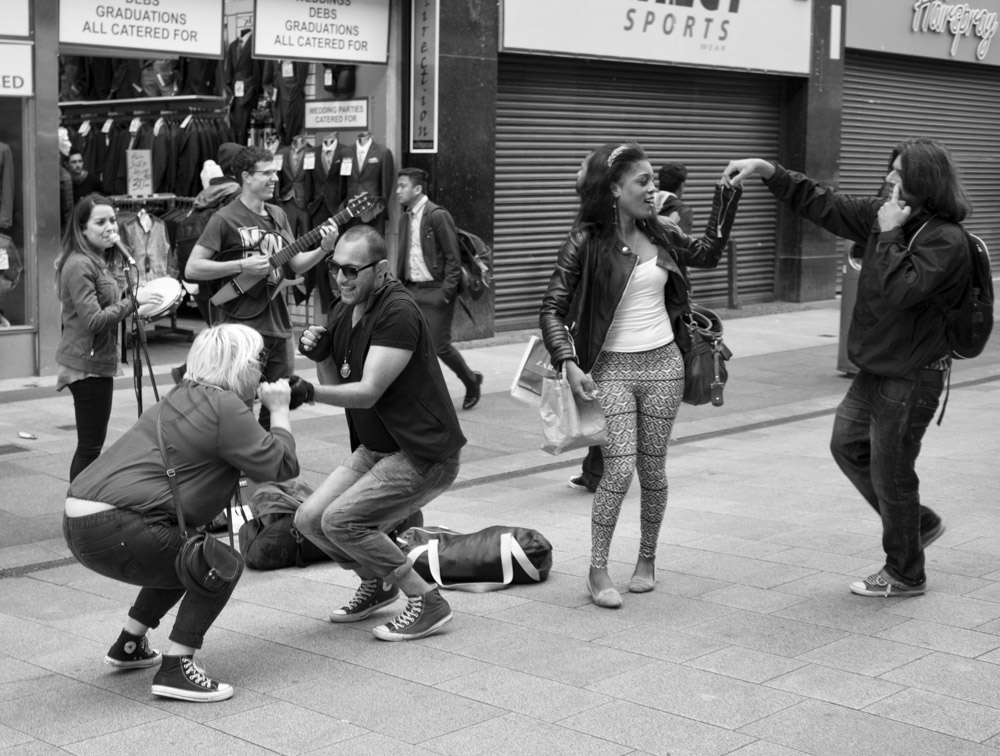 Dancing in Dublin