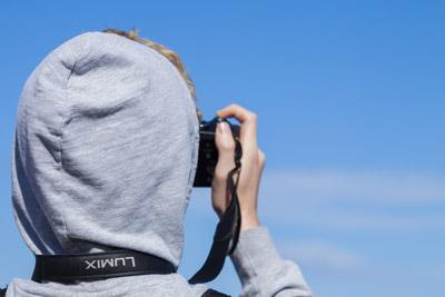 Using Lumix camera